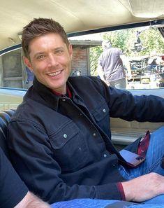 Jensen Ackles Supernatural, Supernatural Fans, Dean Winchester, Winchester Brothers, Super Natural, Destiel, Most Beautiful Man, Reaction Pictures, Hot Guys
