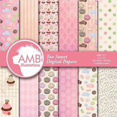 Good morning my creative friends! It's SCRAPBOOKING CONTEST TIME!!!!! READ CAREFULLY! All you have to do is LIKE and COMMENT ON MY FACEBOOK PAGE! The winners will be selected at random.... You have till midnight EST time - Monday January 16th at midnight  Cliparts on SALE NOW @ .99 cents a pack.... click here: http://etsy.me/1nhwIfM If you are interested in these papers click here: etsy.me/2inAMsK If you like my art and these contests please support me by liking my FB page  #ambillustrations…