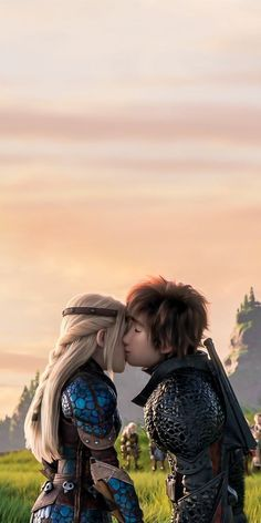 Hiccup and astrid Dragons Le Film, Httyd Dragons, Dreamworks Dragons, Httyd 3, Dreamworks Animation, Disney And Dreamworks, Arte Disney, Disney Art, Disney Films