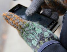Teknika Gloves by LNelkin, via Flickr