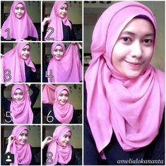 900 Ide Model Hijab Hijab Gaya Hijab Kursus Hijab