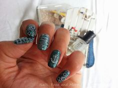 Nails, Food and More: Maritimes Stamping in Matt