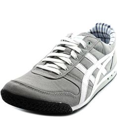 5b68dbe0b624 Onitsuka Tiger By Asics Onitsuka Tiger By Asics Ultimate 81 Women Round Toe  Canvas Gray Sneakers
