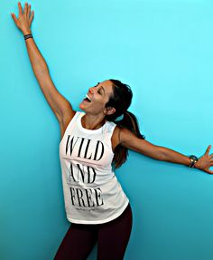 WILD AND FREE    @SpiritualGangster