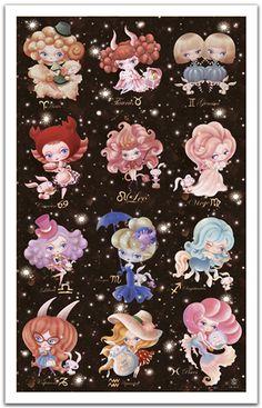 Stanley - Nicole's 12 Constellations
