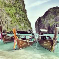 Maya bay - Thailand Outdoor Furniture, Outdoor Decor, Hammock, Maya, Trips, Thailand, Home Decor, Viajes, Decoration Home