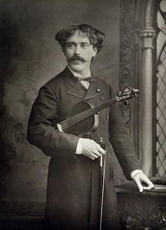 Pablo de Sarasate (1844 – 20 September 1908)