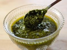 Get Chimichurri Sauce Recipe from Food Network
