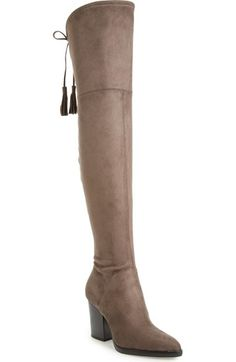 Marc Fisher LTD 'Alinda' Over the Knee Boot (Women) available at #Nordstrom