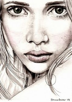 Myltan Hanna Muller is a fashion illustrator from Sweden.   #drawing