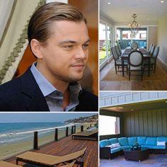 Leonardo DiCaprio's Malibu, CA, beach house hit the rental market for a whopping $150,000 per month.   Source: Trulia