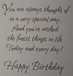 Free Birthday Verses For Cards Greetings and Poems For Friends Birthday Wishes Greeting Cards, Birthday Verses For Cards, Birthday Card Messages, Birthday Card Sayings, Birthday Sentiments, Card Sentiments, Birthday Greetings For Friend, Wishes Messages, Wishes For Husband