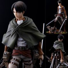 Attack On Titan Figure - WHY IS A FIGURE THIS HOT