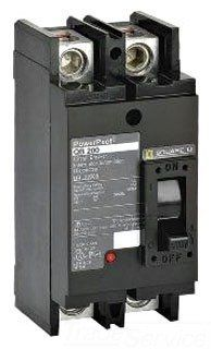 1 Square D Qbl22200 Circuit Breaker 200 Amp 2 Pole 240v 2 Pole 200a Review Breakers Circuit Amp