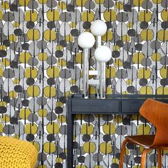 Gracewood Wallpaper by Ferm Living