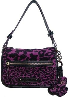 Purple Leopard Cheetah Juicy Couture Purse