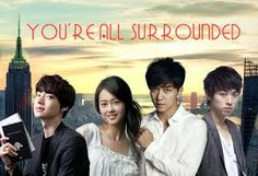 Image result for korean drama you're all surrounded