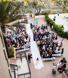 Delray Marriott -- Outdoor Ceremonies