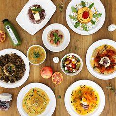 Top 10 Vegetarian restaurants in Barcelona