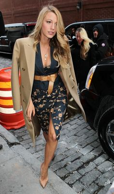 Blake Lively's most repinned look