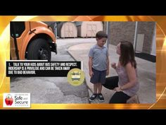 ▶ School Bus Safety Tips (english) from Harris County Department of Education's Center for Safe and Secure Schools School Bus Safety, Safe Schools, Harris County, Education Center, Safety Tips, Talking To You, Behavior, Back To School, English
