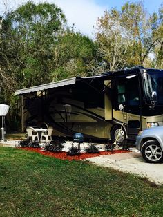 Get Your Journey On At Compass RV Park In St Augustine Florida