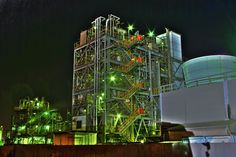 日本触媒工場 factory