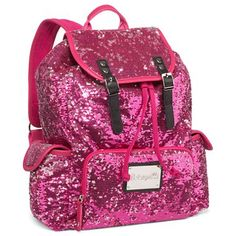 Betseyville® Sequin Backpack - jcpenney