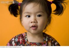 aww! Love the pig tails :-)