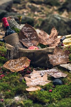 What happens when a group of women-owned business team up to bring a fairytale to life? Whimsical fireworks, my friend! With a little darkness in their hearts, this ridiculously talented team married Red Riding Hood to the wolf in a hauntingly gorgeous shoot. From leaf invitations to a moss covered couple's table to the crimson …