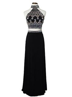 For those of you that want to rock a two-piece to prom but aren't really into the poufy, princess styles -- this is perfect for you!