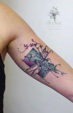 Dragonfly by Carola Deutsch