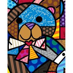 Romero Britto                                                                                                                                                                                 Mais