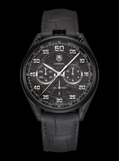 Brand New Details Revealed on TAG Heuer's Smartwatch