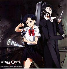 Blood + plus #Anime