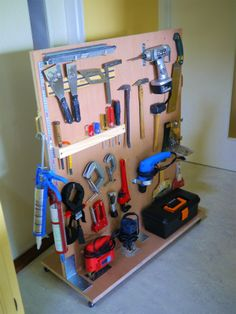 DIY どこでも作業部屋 - Matin Matin