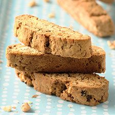 Self Rising Walnut and Spice Biscotti