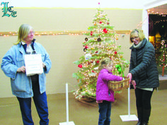 Festival of Trees awards prizes. For more read the special Saturday, Dec. 19 Christmas edition of the Lake County Examiner, or click here: http://www.lakecountyexam.com/news/lake_county/festival-of-trees-awards-prizes/article_d0d8f576-a698-11e5-a001-9b5f44ad0c1c.html