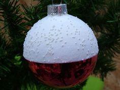fishing bobber ornament