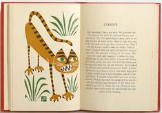 Seed Corn by John Averill. 1961