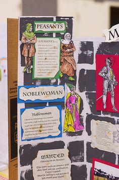 Project Passport Medieval History Fair | Homeschool history … | Flickr