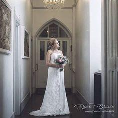 6da55ce89a87 Congratulations to beautiful bride Emma who wore 'Montez' by Viva Bride on  her wedding