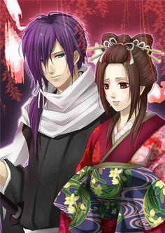Hajime Saito & Chizuru Yukimura