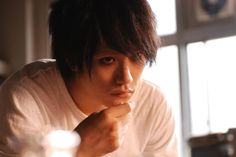 Kenichi Matsuyama as L in Death Note, Death Note 2, and L Change The World