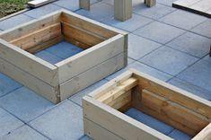 HEGEMOR.COM: Hvordan bygge utemøbler - del 1 Storage Chest, Pergola, Cabinet, Furniture, Home Decor, Ideas, Pools, Clothes Stand, Decoration Home