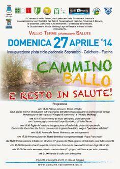 FIT Nordic Walking: percorsi di benessere - Brescia - Vallesabbia - Lago di Garda : Cammino, ballo e resto in salute ....