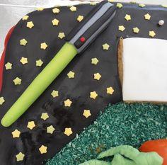 Starwars cake#bolo
