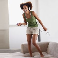 Dancing burns 221 calories in 30 minutes
