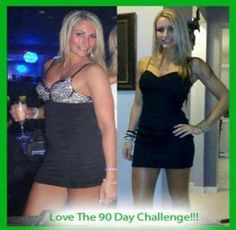 wow, another wonderful transformation. thanks to visalus and the 90 day challenge! not only did she lose 24 pounds, but she also earned her bmw and a wonderful income on the side of her teaching job!  http://ashleypartin.myvi.net
