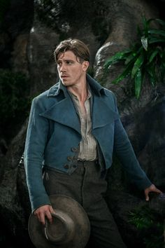 Photo of Garrett Hedlund in Pan